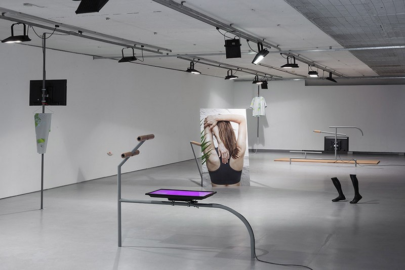 The Metaphysics of The Runner, Contemporary Art Centre (CAC), Vilnius, 2014